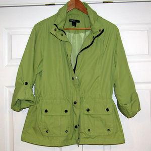 Lightweight All Weather Waterproof Rain Jacket